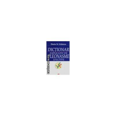 Dictionar explicativ de pleonasme efective