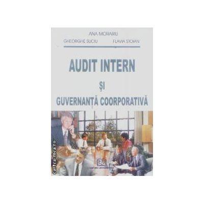 Audit intern si guvernanta coorporativa