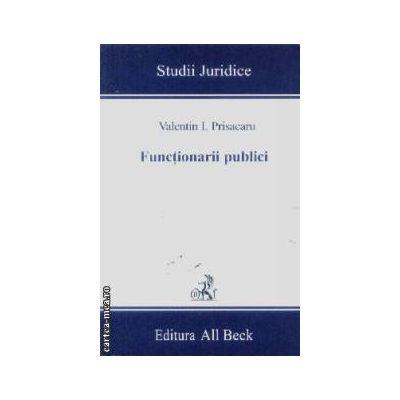 Functionarii publici