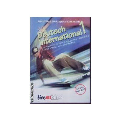 Limba Germana manual cls 9 L3 anul 1 Weigmann