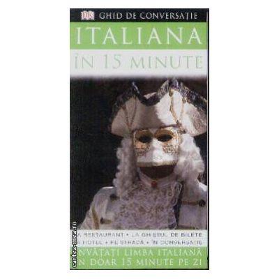 Ghid de conversatie Italiana in 15 minute