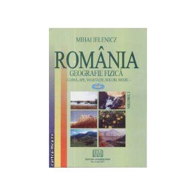 Romania Geografie Fizica vol 2