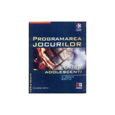 Programarea jocurilor pentru adolescenti