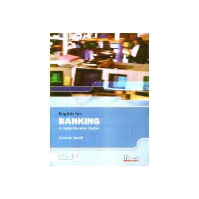 English for Banking in Higher Education studies Course Book + 2 CDs