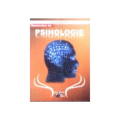 Memorator de psihologie clasa a- X-a