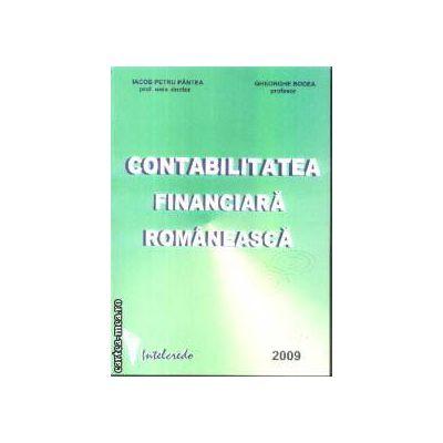 Contabilitatea financiara Romaneasca 2009