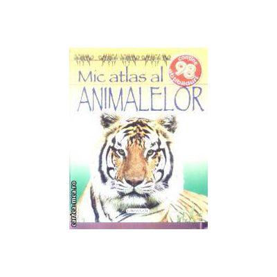 Mic atlas al animalelor cu 98 de abtibilduri