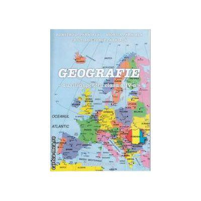 Geografie auxiliar clasa a 4a