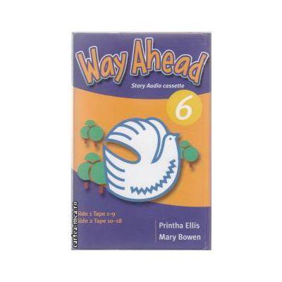 Way Ahead 6 Story Audio Cassette