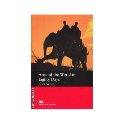 Around the World in Eighty Days - Level 1 Starter ( editura: Macmillan, autor: Jules Verne, ISBN 9780230026742 )
