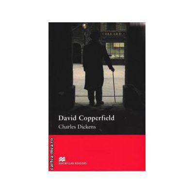 David Copperfield - Level 5 Intermediate ( editura: Macmillan, autor: Charles Dickens, ISBN 978-0-2300-2675-9 )