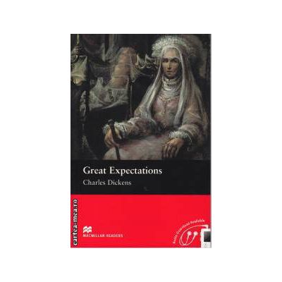 Great Expectations - Level 6 Upper intermediate ( editura: Macmillan, autor: Charles Dickens, ISBN 9780230030565 )