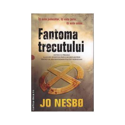 Fantoma trecutului(editura Rao, autor:Jo Nesbo isbn:978-973-54-0011-8)