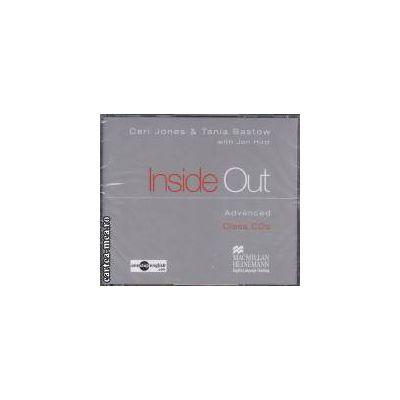 Inside Out Advanced Class CDs