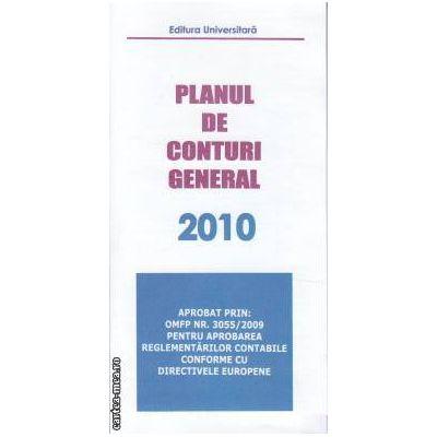 Planul de conturi General 2010