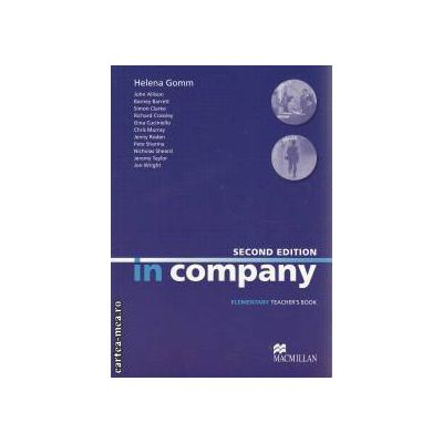 In Company Second Edition Elementary Teacher's Book