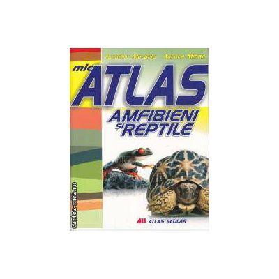 Mic Atlas scolar  Amfibieni si Reptile