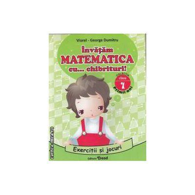 Invatam matematica cu... chibrituri! clasa 1