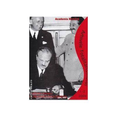 Arhivele Totalitarismului 1-2  2009