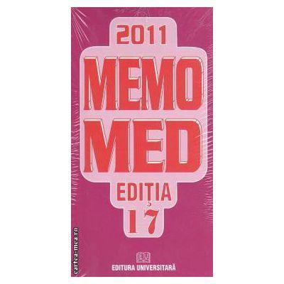 MEMOMED 2011+ Ghid farmacoterapic alopat si homeopat