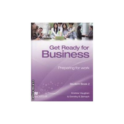 Get Ready for Business Student Book 2