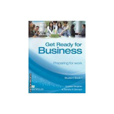 Get Ready for Business Student Book 1