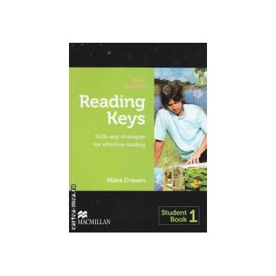 Reading Keys Student Book 1 new edition