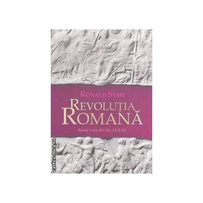 REVOLUTIA ROMANA Roma intre 60i.Hr.-14 d.Hr.