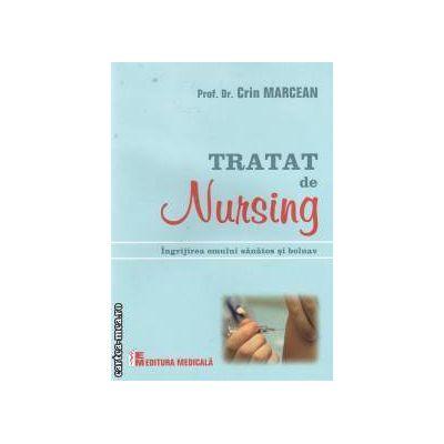 Tratat de Nursing Ingrijirea omului sanatos si bolnav