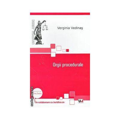 Orgii procedurale