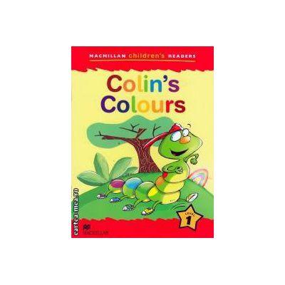 Macmillan children s readers Colin s colours level 1