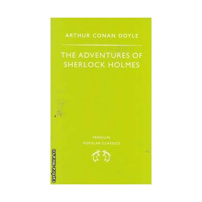 The adventures of Sherlock Homes