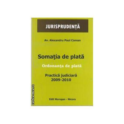 Somatia de plata(editura Morosan, autor:Av. Alexandru Paul Coman isbn:978-606-8033-52-5)