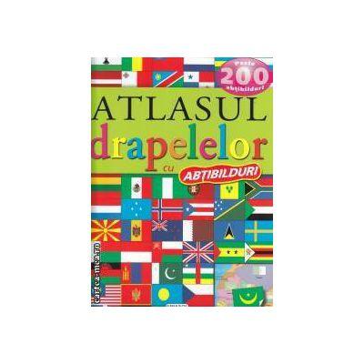 Atlasul drapelelor cu abtibilduri (editura Girasol isbn: 978-606-525-169-4)