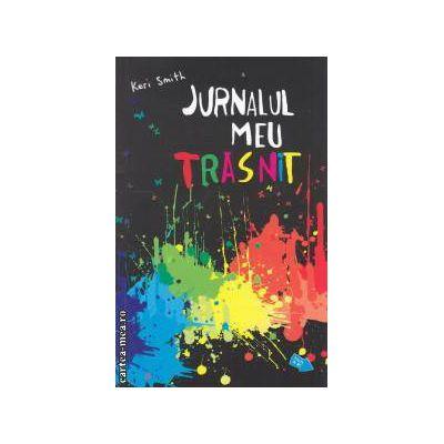 Jurnalul meu trasnit ( editura: Paralela 45, autor: Keri Smith ISBN 978-973-47-1450-6 )