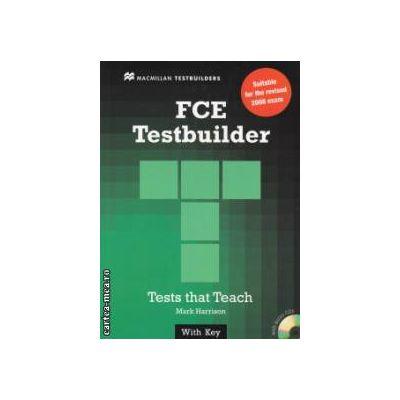 FCE Testbuilder with key + 2 CDs