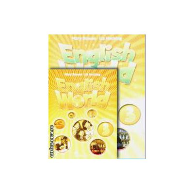 PROMOTIE : English World 3 Pupil ' s book + Workbook ( editura : Macmillan , autori : Mary Bowen , Liz Hocking )