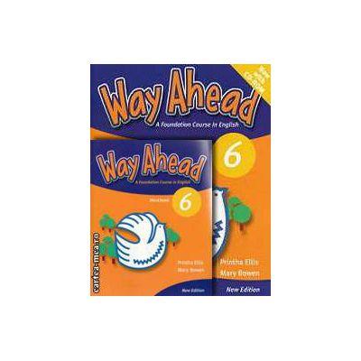 PROMOTIE : Way Ahead 6 Pupil ' s book with CD - ROM + Workbook ( editura : Macmillan , autori : Printha Ellis , Mary Bowen )