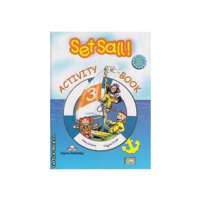 Set Sail 3 - Activity book
