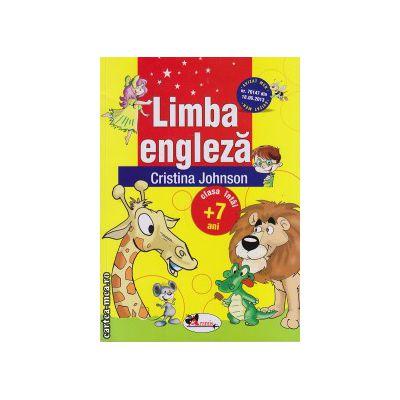Manual limba engleza clasa I ( editura : Aramis , autor : Cristina Johnson , ISBN 978-973-679-972-3 )