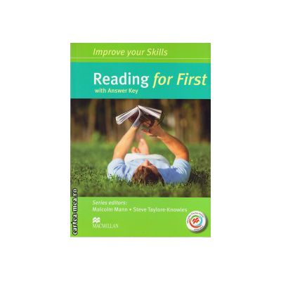 Improve Your Reading Skills for First Student's Book with key & MPO Pack ( editura: Macmillan, autor: Malcolm Mann, ISBN 9780230460935 )