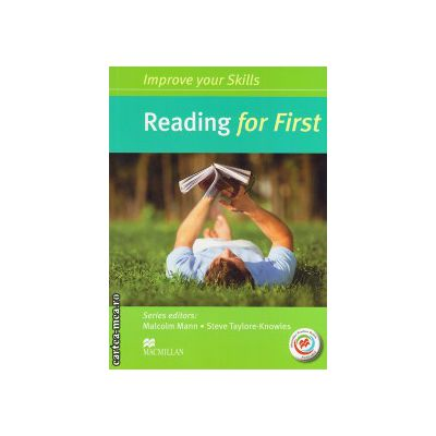 Improve Your Reading Skills for First Student's Book without key & MPO Pack ( editura: Macmillan, autor: Malcolm Mann, ISBN 9780230460928 )