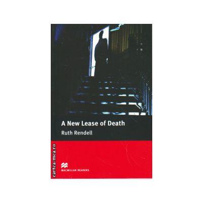 Macmillan Readers - A new lease of death level 5 intermediate ( editura: Macmillan, autor: Ruth Rendell, ISBN 978-0-230-42233-9 )