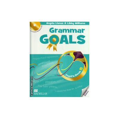 Grammar Goals Level 5 Pupil's Book Pack ( editura: Macmillan, autor: Angela Llanas, ISBN 9780230445970 )