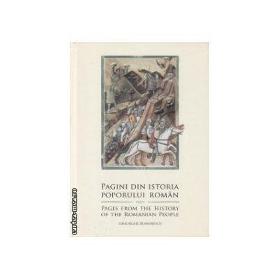 Pagini din istoria poporului roman / Pager from the History of the Romanian People ( Editura : Alcor , Autor : col . ( r ) Gheorghe Romanescu ISBN 978-973-8160-37-8 )