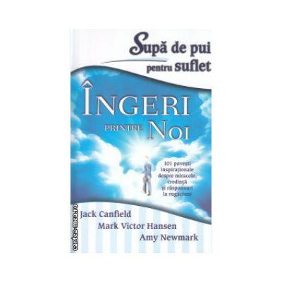 Supa de pui pentru suflet Ingeri printre noi ( Editura : Adevar Divin , Autor : Jack Canfield ISBN 786068420639 )