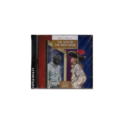 Graded Readers - The Man in the Iron Mask CD ( editura: MM Publications, ISBN 978-960-443-160-1 )