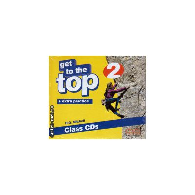 Get to the Top 2 Class CDs ( editura : MM Publications , autor : H.Q. Mitchell , ISBN 978-960-478-264-2 )