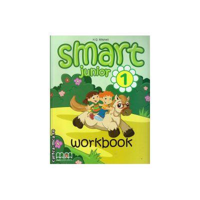 Smart Junior 1 - Workbook with CD ( editura : MM Publications , autor : H.Q. Mitchell , ISBN 978-960-443-813-6 )