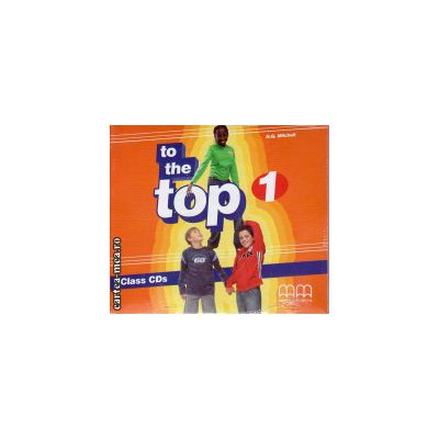 To the Top 1 Class CDs ( editura : MM Publications , autor : H.Q. Mitchell , ISBN 978-960-379-857-6 )